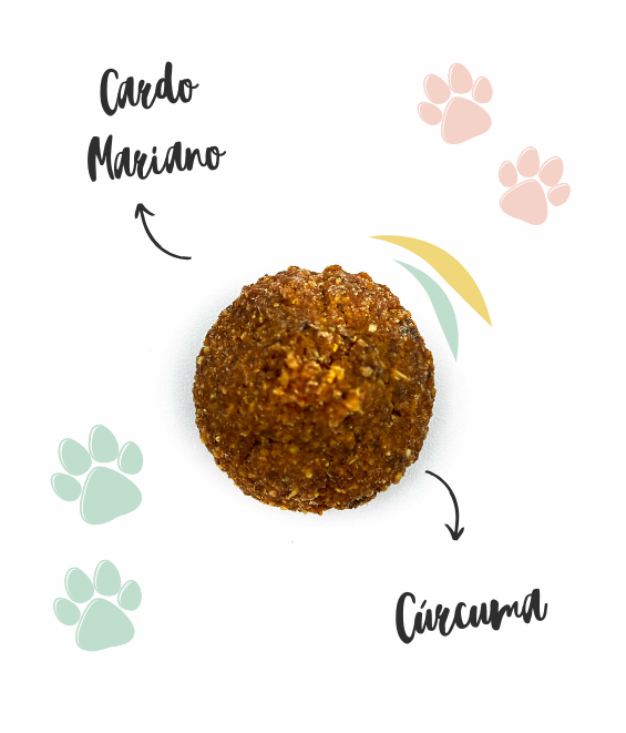 Biscuits for your pet's liver