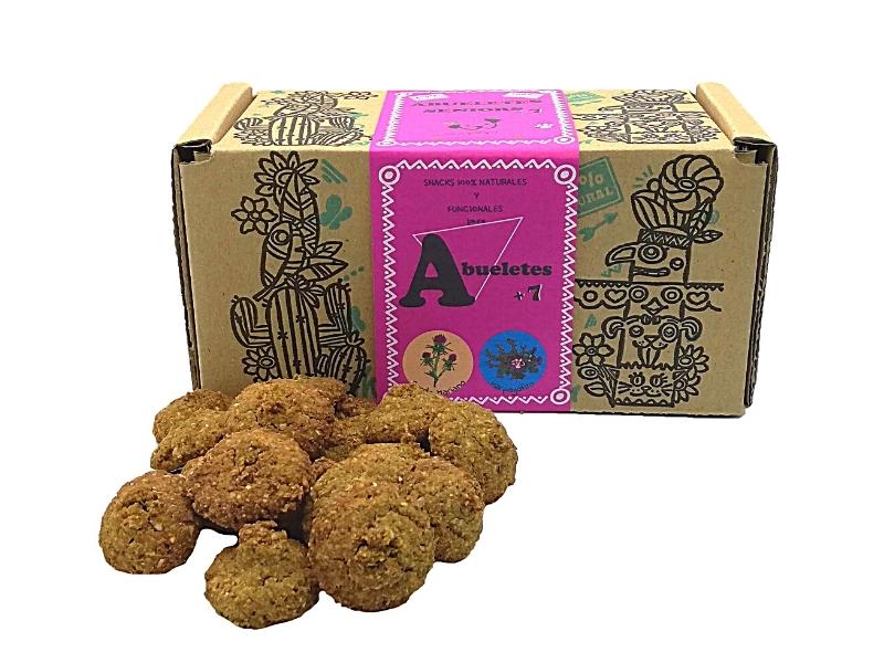 Snacks para perros Abueletes - 200g