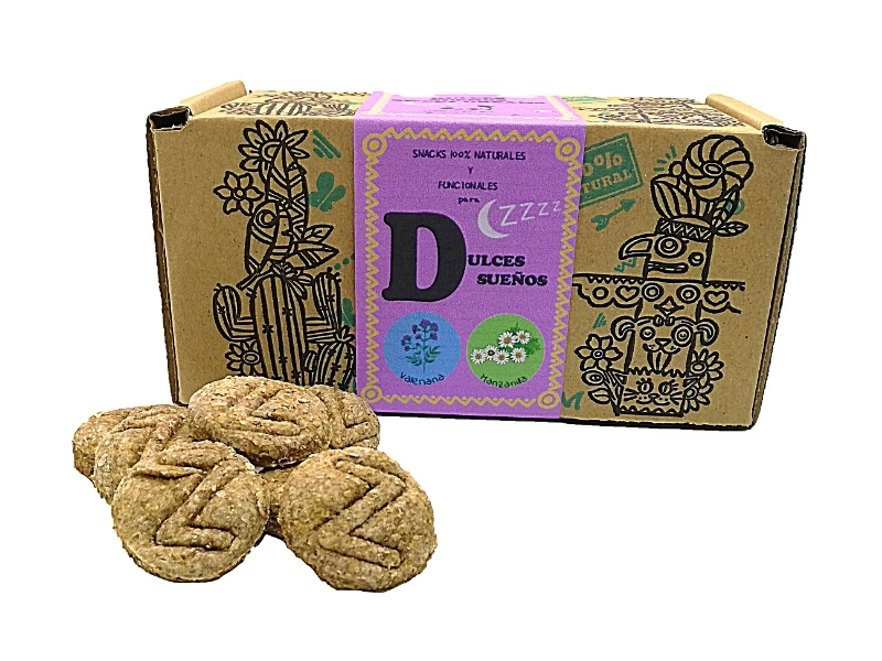 Biscuits for hyperactive pets