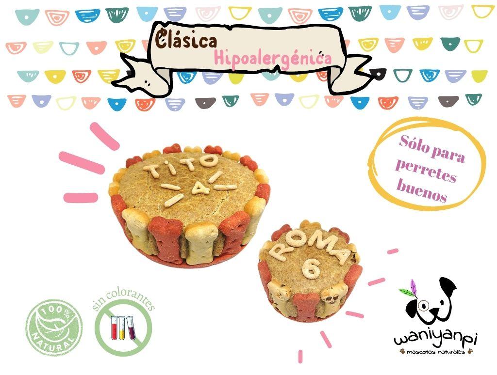 Hypoallergenic fruit pie