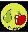 Manzana y pera